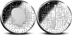 Netherland 2018 5 euro Schokland.jpg