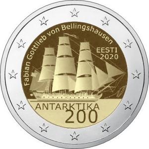 2 euro Estonia 2020 Antarktika.jpg