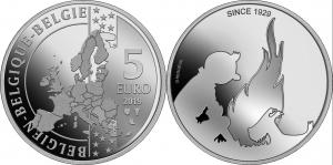 Belgium 2019 5 euro Tintin.jpg