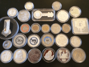 02 Монеты разных стран.JPG