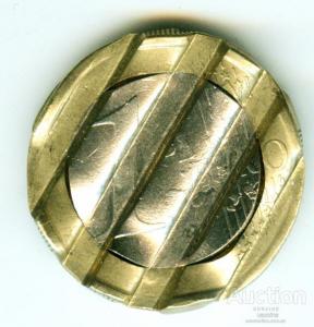 1 Евро Испания 2001 гашенная 2.jpg