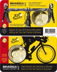 Belgium 2019 2.5 euro Grand Depart Brussel coincard.jpg