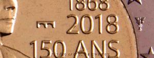 Lussemburgo-simboli-2-euro-150°-anniversario-costituzione-lussemburghese-2018-coincard.gif