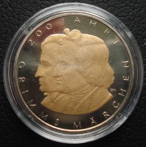 Германия 2012 10 евро Братья Гримм Р.JPG