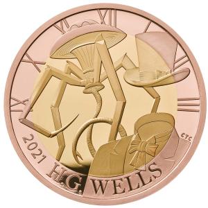 H.G. Wells Gold Proof £2.jpg