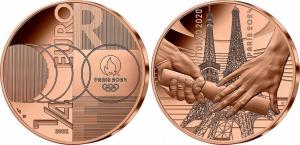 France 2021 0.25 euro Tokyo-Paris.jpg