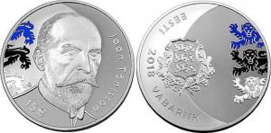 Estonia 2018 15 euro Jaan Tonisson.jpg