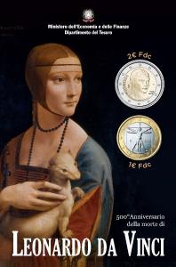 Italy 2019 2 euro Leonardo blister.jpg