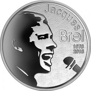 Belgium 2018 10 euro Jaques Brel.jpg